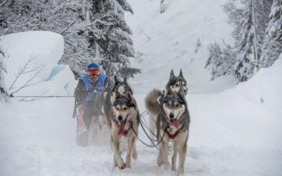 La 6ème étape de La Grande Odyssée Savoie Mont Blanc s'est déroulée à Pralognan-la-Vanoise