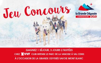 Grand Jeu Concours La Grande Odyssée Savoie Mont Blanc