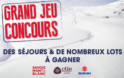 Vivez La Grande Odyssée Savoie Mont Blanc 2021 depuis chez vous !