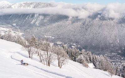 L'émission Faut pas rêver vous amène à La Grande Odyssée Savoie Mont Blanc